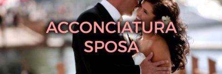 Acconciatura Sposa